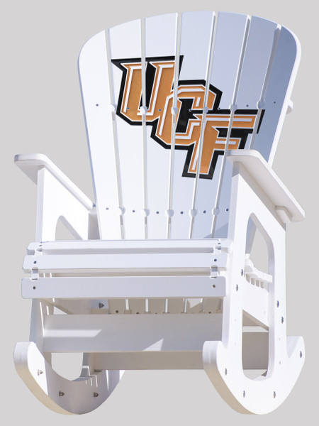 UCF Knights Rocking Chair