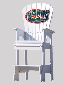 University of Florida Gators Lifeguard Chair
