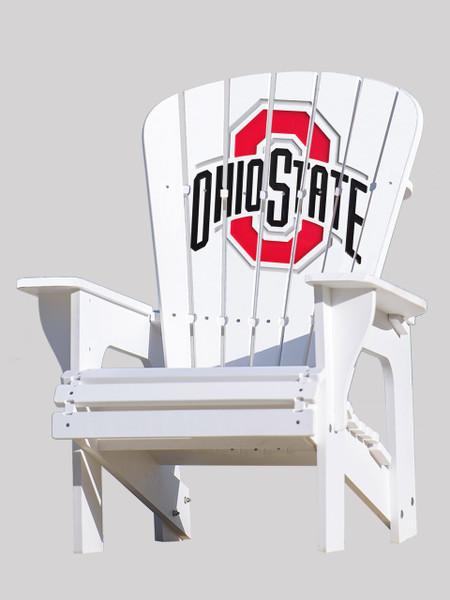 Attirant ... Ohio State University Adirondack Chair. Loading Zoom