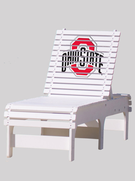 Pool and Patio Chaise Lounge - The Ohio State University