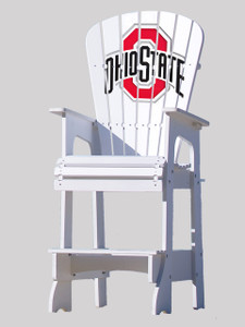 Ohio State University Lifeguard Chair