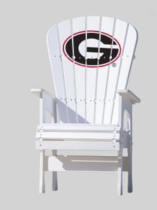 University Of Georgia Bulldogs High Top Chair ...