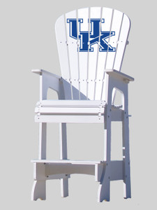 University of Kentucky Wildcats Lifeguard Chair