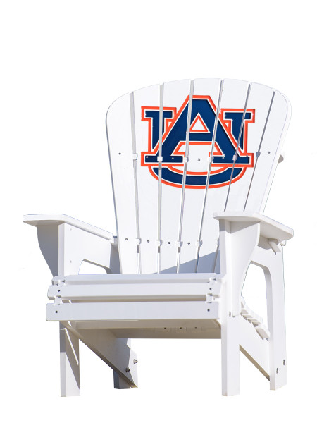 Auburn University Adirondack Chair
