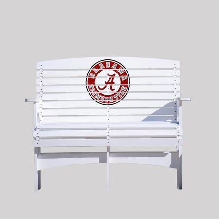 Alabama Crimson Tide Bench