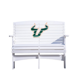 South Florida University Bench
