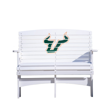 South Florida University Bench