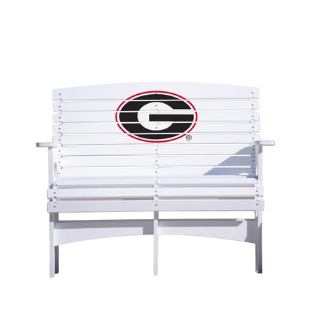 "Georgia Bulldogs - ""G"" Bench"