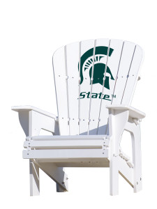 Michigan State University Spartans - Adirondack Chair
