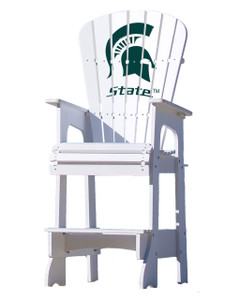 Michigan State University - Spartans Lifeguard Chair