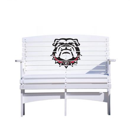 "Georgia ""Bulldog"" Bench"