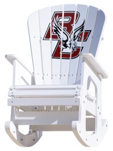 Boston College Eagles   Rocking Chair