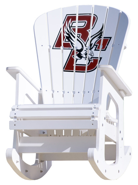 Boston College Eagles - Rocking Chair