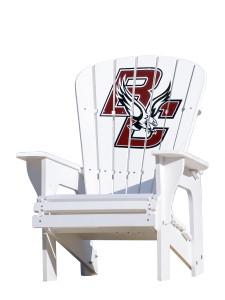 Eagles Of Boston College   Adirondack Chair