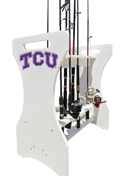 TCU Fishing Rod Holder