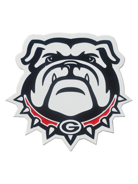 Georgia Bulldogs Quot Dog Quot Wall Plaque Key Largo Adirondack