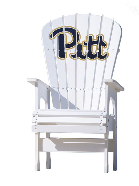 University of Pittsburg - PITT - patio chair
