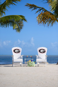 NCAA Conch Key - High Top Patio Chair Set