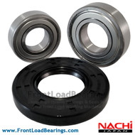 Whirlpool Washer Tub Bearing and Seal Kit W10253866 - Front View