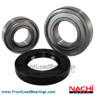 134721310 Front Load High Quality Frigidaire Washer Tub Bearing and Seal Kit - Front View
