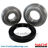 Whirlpool Washer Tub Bearing and Seal Kit W10285623 - Front View