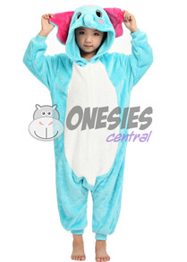 Kids Elephant Onesie