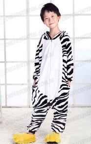 Kids Zebra Onesie