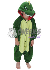 Kids Crocodile  Onesie