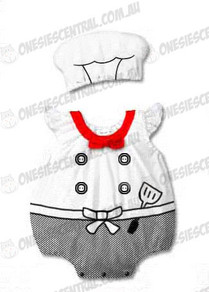 Baby Chef Onesie