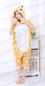 Giraffe Summer Onesies