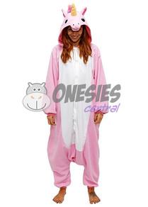 Royal Pink Unicorn Onesie