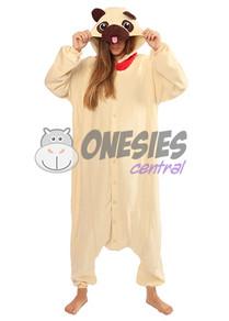 Pug Dog Onesie