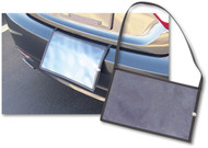 Tag Bag License Plate Holder - Keep Your License Plates & Demo Tags Clean and Dry
