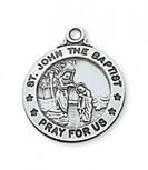 """SS ST. JOHN THE BAPTIST 20"""" CH"""