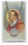 ST CHARLES PRAYER CARD SET