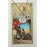 ST JOAN OF ARC PRAYER CARD SET