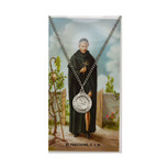 ST PEREGRINE PRAYER CARD SET