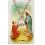 ST PETER PRAYER CARD SET