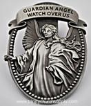 Guardian Angel Visor Clip!