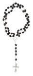 Beautiful Catholic Wood Rosary Beads