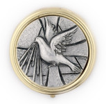 Catholic Holy Communion Pyx (Holy Spirit)