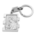Catholic Keychain (Madonna and Child)