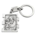 Catholic Keychain (Saint Joseph)