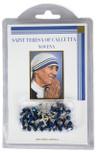 Saint Teresa of Calcutta Novena Rosary and Booklet