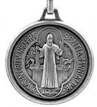 Deluxe Catholic Saint Benedict Medal