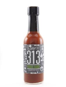 Street Eatzz - 313 Foodie Sauce - Front