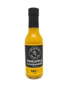 Bravado | Pineapple & Habanero Hot Sauce