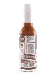 Adoboloco Hot Sauce - Hamajang Kiawe Smoked Ghost Pepper - Side