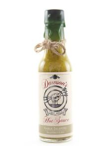 Dawson's Hot Sauce - Garlic Jalapeno - Front