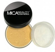 Mica Beauty Powder Foundation MF-5 Cappuccino